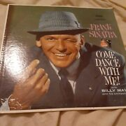 Come Dance With Me [lp] By Frank Sinatra Vinyl, Capitol Records Usa