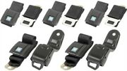 Oer R173 Seat Belts 1967-69 F-body Complete Kit 2 Front And 3 Rear