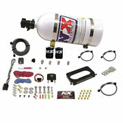 Nitrous Express 20950-10 Ford 4 Valve Nitrous Plate System 1996-2004 Cobra And M