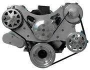 All American Billet Fds-sbf-301 Serpentine Belt Front Drive System Small Block F