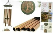Wind Chimes Outdoor Deep Tone36 Inch Large Memorial Windchimes For Loss 36and039and039