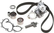 Gates Tckwp157a Timing Belt Component Kits With Water Pump