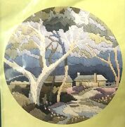 Collections Creative Needle Art Painting By Stitches Australian Early Spring 11