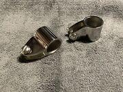 Pack Of 2 316 Stainless Bimini 1 Jaw Slides Boat Top Marine Fittings Hardware