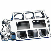Weiand 7136p 6-71/8-71 Series Supercharger Intake Manifold