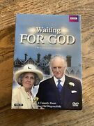 Waiting For God The Complete Series Dvd, 2010, 9-disc Set Bbc Tv Collection