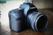 Canon 5d Mark Ii With Lens | Canon 35mm F/2 Lens | X2 Battery And Charger