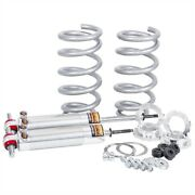 Flaming River Fr70034 Gm Dual Adjustable Coil-over Shocks And Springs Twin Tube 35