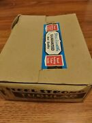 Vintage Steel Strong Paper Coin Wrappers T510 5 Dimes Tubes Roller