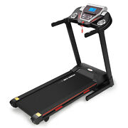Treadmills 2.25 Hp Electric Running Machine Folding Exercise Incline Fitness