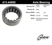 Set Of 2 Drive Axle Shaft Bearings Fits Toyota Land Cruiser Rear Centric Parts