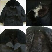 Russian Soviet Air Force Jacket Coat Tulup Ussr Mig