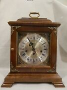 Vintage Hamilton Wheatland Mantle Clock Made In Germany - Never Used