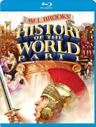 History Of The World Part 1 Blu-ray Mel Brooks W/ Special Features New