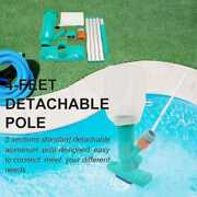 Us Swimming Pool Vaccum Head Vacuum Brush Cleaner Floating Objects Cleaning Tool