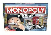 2020 Monopoly For Sore Losers Collect Sore Loser Coins Brand New And Sealed.