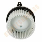 Replacement For Lincoln Town Car 2011-2003 Heater Blower Motor W/ Fan Cage Us
