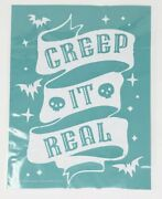 Chalk Couture Creep It Real - September 2020 Club Couture New Size B Transfer