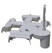 Hayward Filter Top Collector Manifold Pool Filter Replacm Fit Yours Read Photo