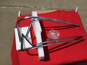 1961 1966 Ford Truck Custom Cab Windshield Frame Stainless Trim 1965 1964 1963