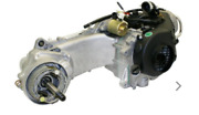 49cc 50cc Qmb139 4-stroke Longcase Engine Scooter Moped