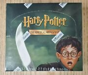 Wizards Harry Potter Chamber Of Secrets Booster Box Tcg Wizards Of The Coast
