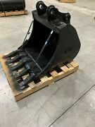 New 24 Excavator Bucket For A Case Cx55