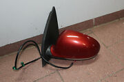Vw Golf 5 Sideview Mirror Exterior Mirror Front Left Vl Red Spice La3w Electric