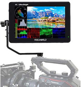 Feelworld Lut7s 7 3d Lut 4k Hdmi And Sdi Monitor 2200nits Touch Screen Dslr