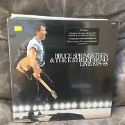 New Sealed Bruce Springsteen And The E Street Band Andlrmandndash Live / 1975-85 Lp Set 5
