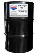 Lucas Oil 11199 4-stroke High-performance Synthetic Blend Sxs Engine Oil 10w40 5