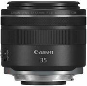 Secondhand Canon Rf 35mm F1.8 Macro Is Stm Camera Popularity Recommendation