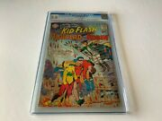 Brave And The Bold 54 Cgc 5.0 Origin And 1st New Teen Titans Dc Comics 1964