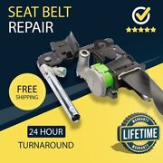 For Infiniti Q60 Triple-stage Locked Seat Belt Repair Service After Accident