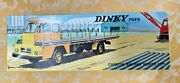 Dinky Toys France No. 885 Sinpar Pipe Carrier Mint-in-original Box, Rare