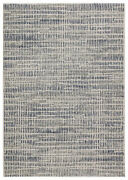 Jaipur Living Escape Abstract Gray/ Blue Area Rug 9and0392x12and0396