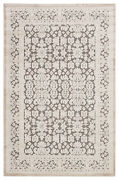 Jaipur Living Regal Damask Gray/ White Area Rug 12and039x15and039