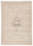 Jaipur Living Lucien Medallion Cream/ Light Gray Area Rug 9and0396x12and0396