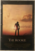 The Rookie Original 27 X 40 Double Sided/rolled Movie Poster - 2002 - Disney