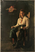 The Hunger Games Catching Fire Original 27 X 40 Ds/rolled Movie Poster - 2013