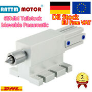 65mm Reitstock 4th Rotary Axis Tailstock For Cnc Router Machine Rotational Axis
