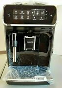 Philips 3200 Series Fully Automatic Espresso Machine W/ Milk Frother - 3221/44
