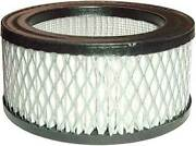 Air Cleaner Replacement Filter - Modern Paper Filter - For Smooth Louvered And