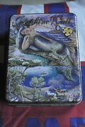 Josephine Wall Mer Angel Jigsaw Puzzle 1000 Pcs In Collector Tin New Condition