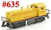 Lionel Pw 635 Union Pacific Up Nw-2 Switcher /214/ 1965