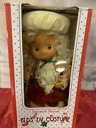 Extremely Rare 1995 Animated Musical Mrs. Claus Baking Tested @ Working