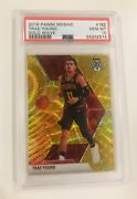 2019-2020 Panini Mosaic Tmall Gold Wave Trae Young Rare Psa 10 Super Low Pop 🤯