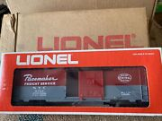 Lionel Trains 6-9754 N.y.c. New York Central Pacemaker Box Car