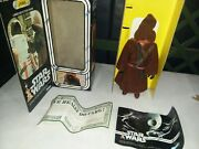 Vintage 1979 Kenner Star Wars Jawa 12 Large Action Figure Complete With Box