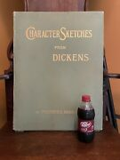 Victorian Character Sketches From Charles Dickens Frederick Barnard Cassell And Co